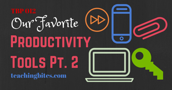 Our Favorite Productivity Tools (3)