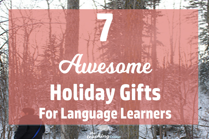 7 Awesome Gifts for Language Lovers & Learners