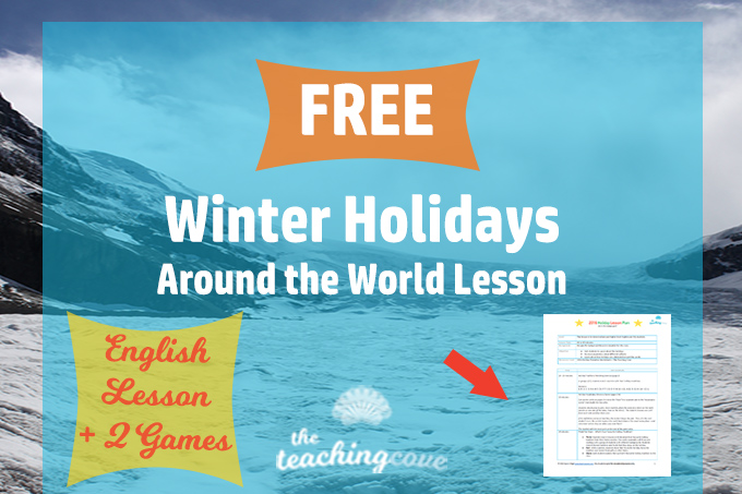 A Winter Holiday Lesson Your Students Will Love
