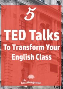 5 TED TALKS