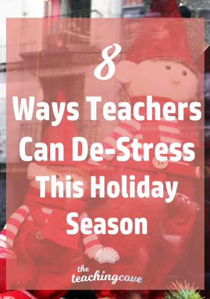 8 Ways to De-Stress