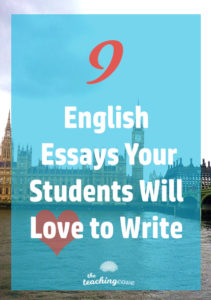 English Essays Your Students Will Love