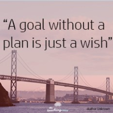 Goal Without Plan