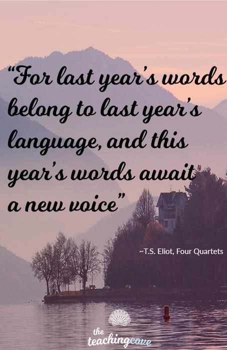 T.S Eliot - Motivational Monday