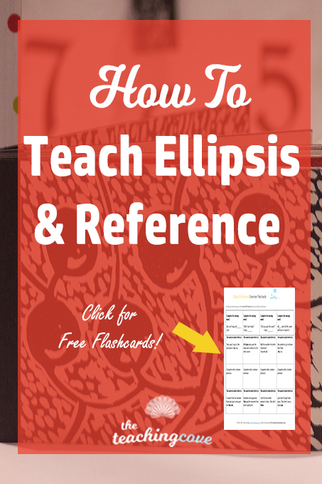 How To Teach Ellipsis