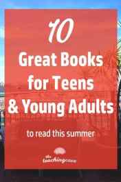 10 Great Books for Teens