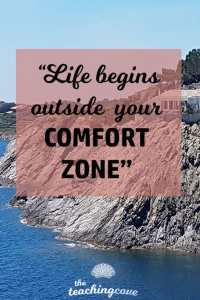 Motivational Monday Comfort Zone