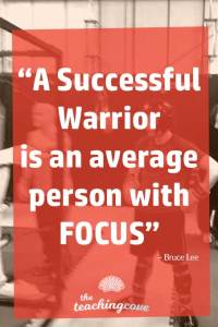 Motivational Monday 54 Focus