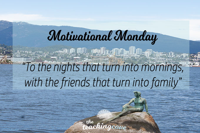 Motivational Monday 90 Friendship featured