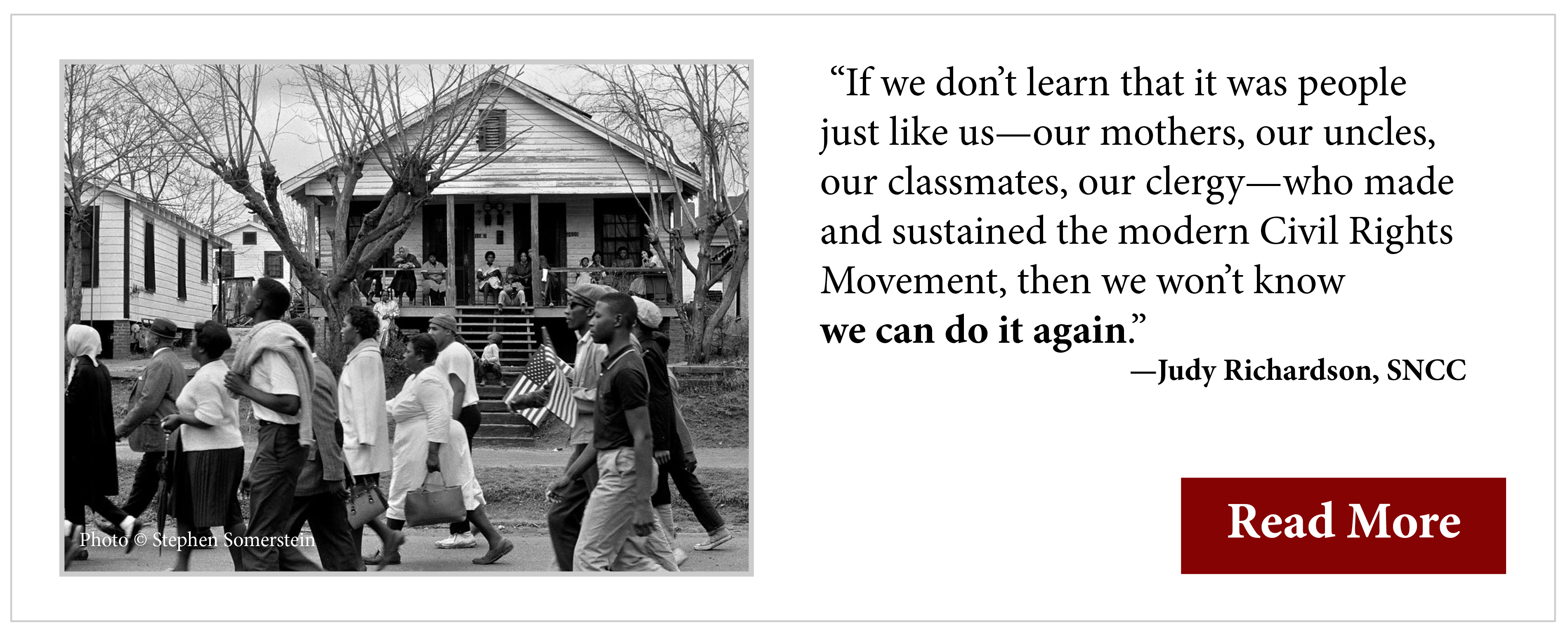 Selma March Worksheet