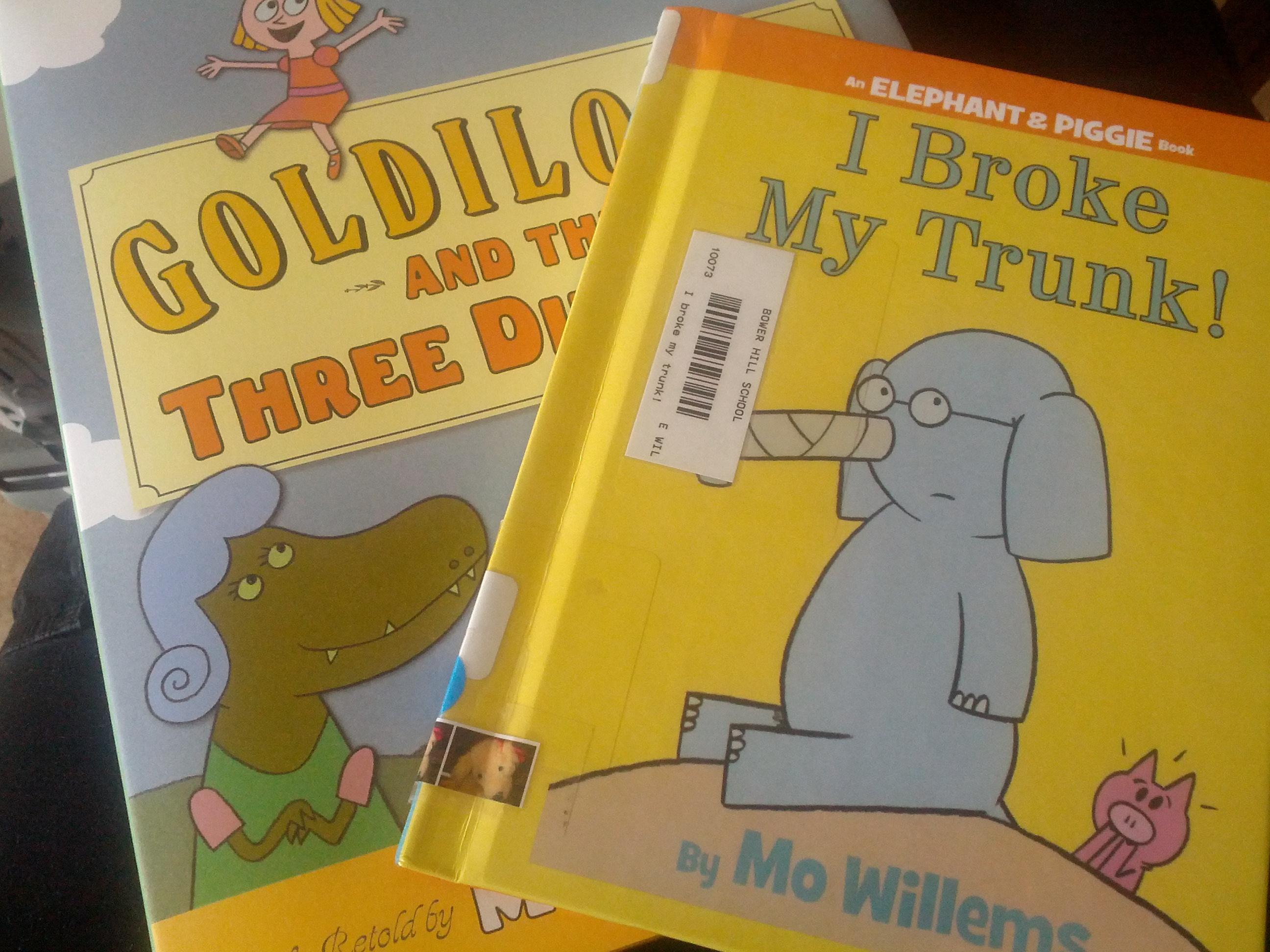 Goldilocks And The Three Dinosaurs Teaching Heart Blog