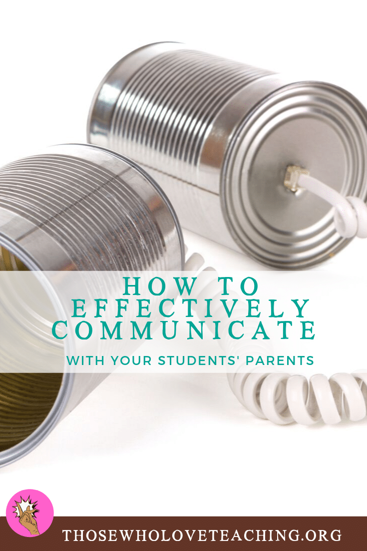 How To Create Effective Teacher and Parent Communication