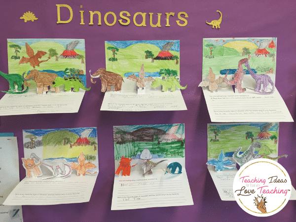 Dinosaurs Bulletin Board