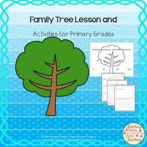 Have fun teaching family tree project