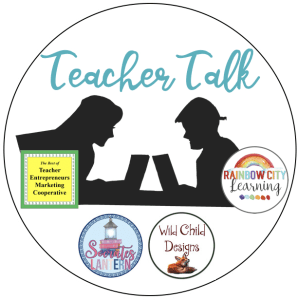Teacher Talk Logo