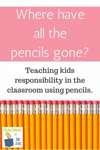 Teaching Kids Responsibility