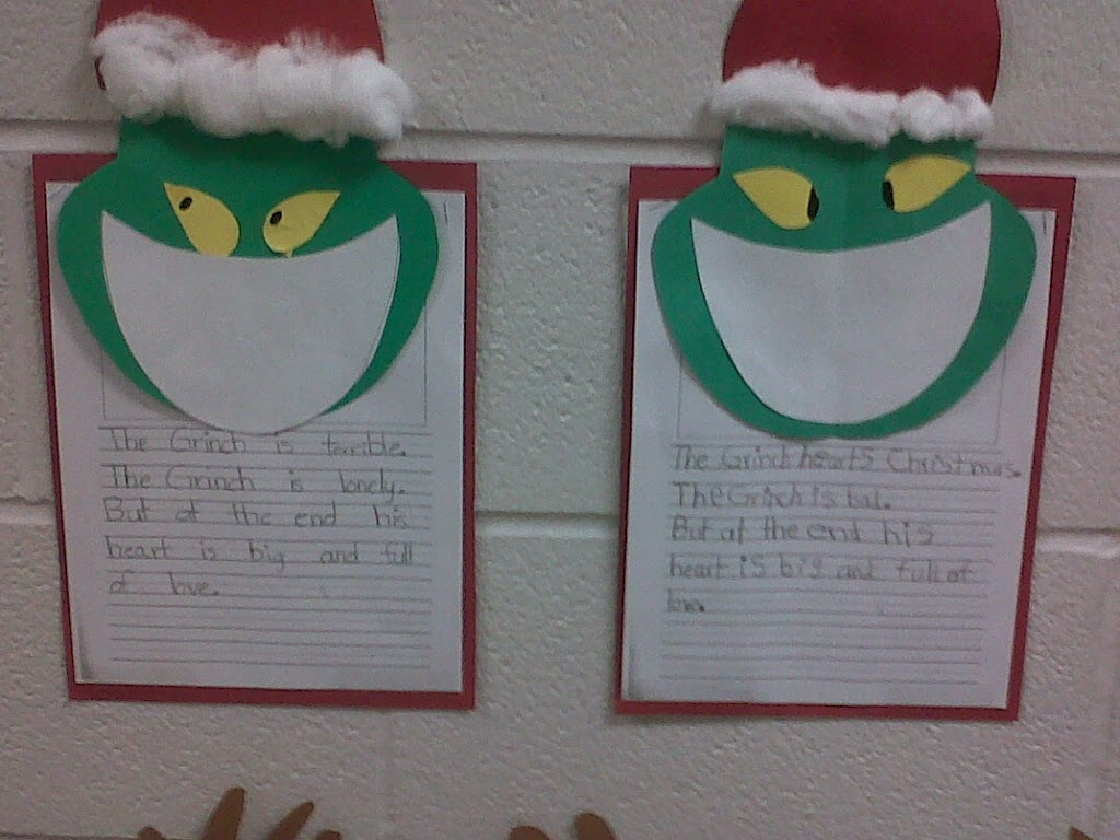 Little Reindeer And The Grinch