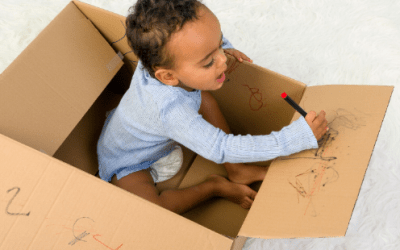 26 Common Household Items That Make Cheap Baby & Toddler Toys