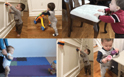 7 Activities to Teach Your Baby or Toddler to Walk