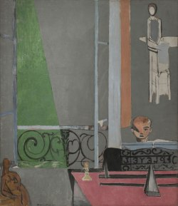 Le leçon de piano by Matisse, Henri (1869-1954) - Museum of Modern Art (New York) 125.1946