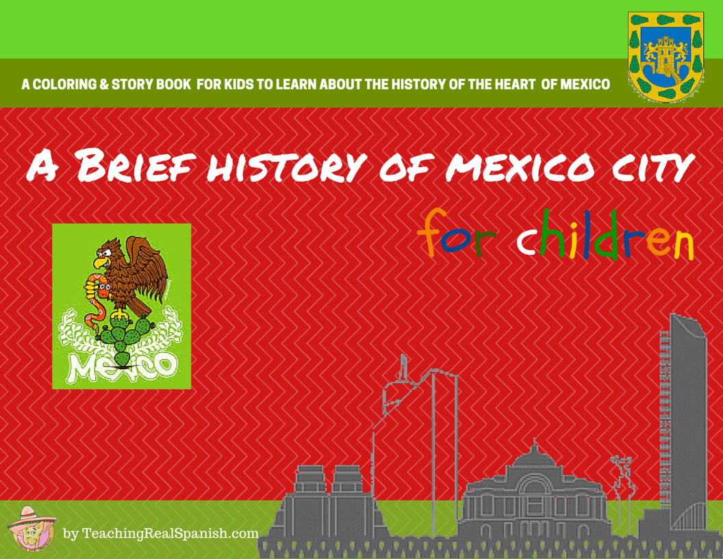 A Brief History Of Mexico City Booklet