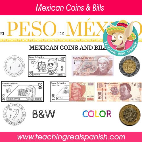 Mexican Bills And Coins Mexican Bills And Coins Found Free Warez