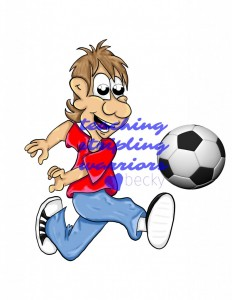 boy kicking ball wm