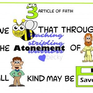 3rd Article of Faith 1 wm