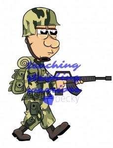 army man wm