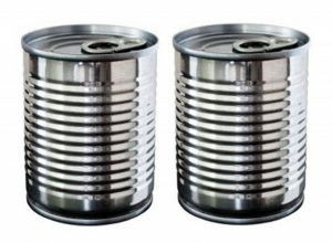 2 cans