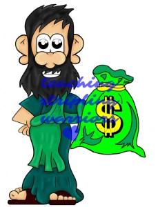 apostle 11 money wm