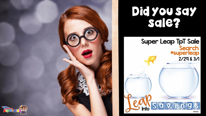 Teching Superkids SuperLeap Sale