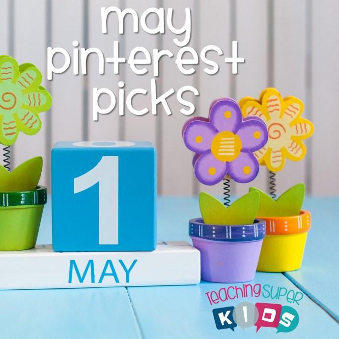 May Pinterest Picks