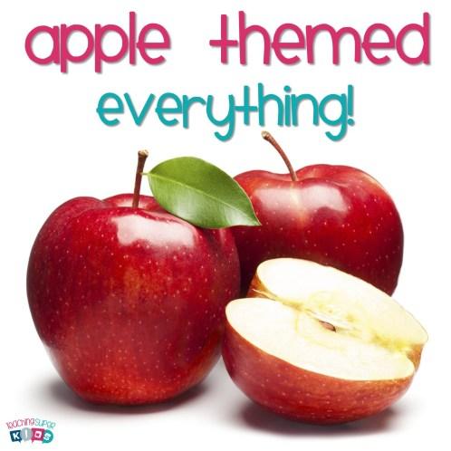 apple themed topics