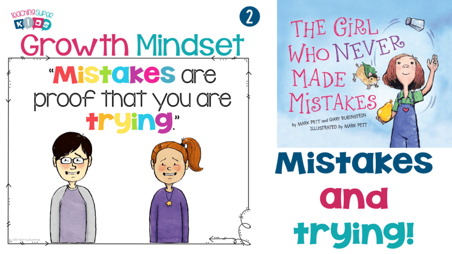 Growth Mindset Making Mistakes