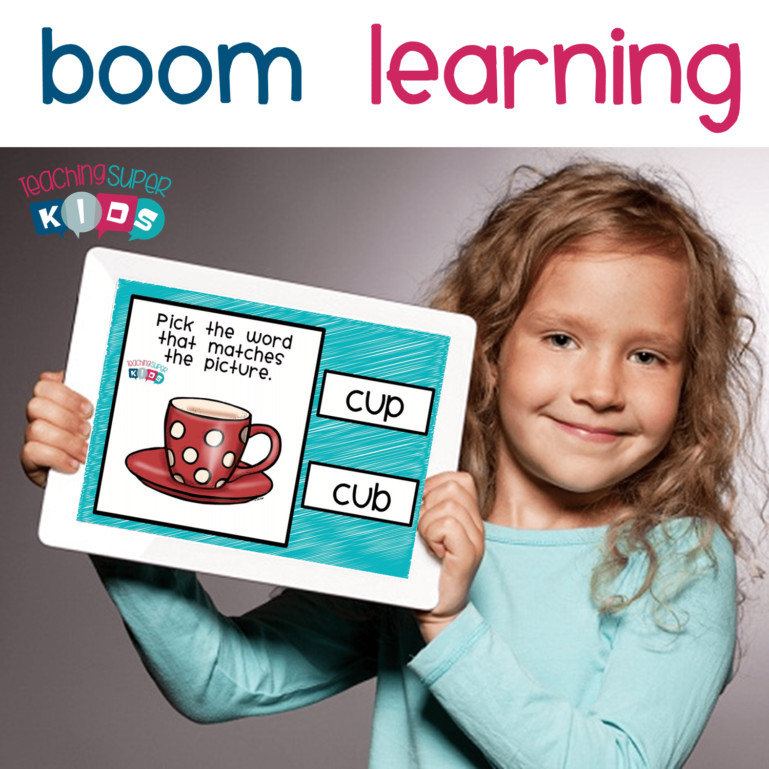 Going Digital with Boom Learning Part 1 - Teaching Superkids