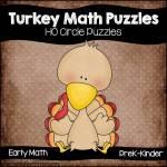 Turkey Math Puzzles