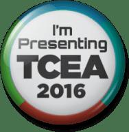 I am presenting at TCEA 2016