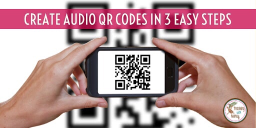 Audio QR Codes in 3 Easy Steps