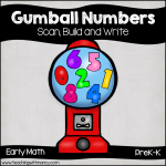 Gumball Number Scan, Build and Write