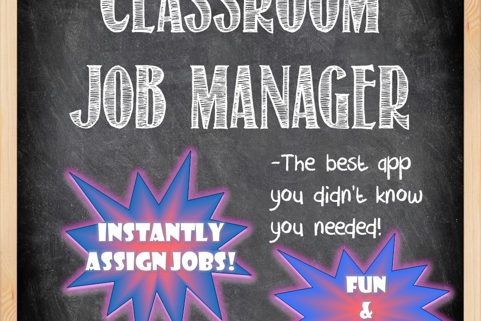 Classroom Job Manager License