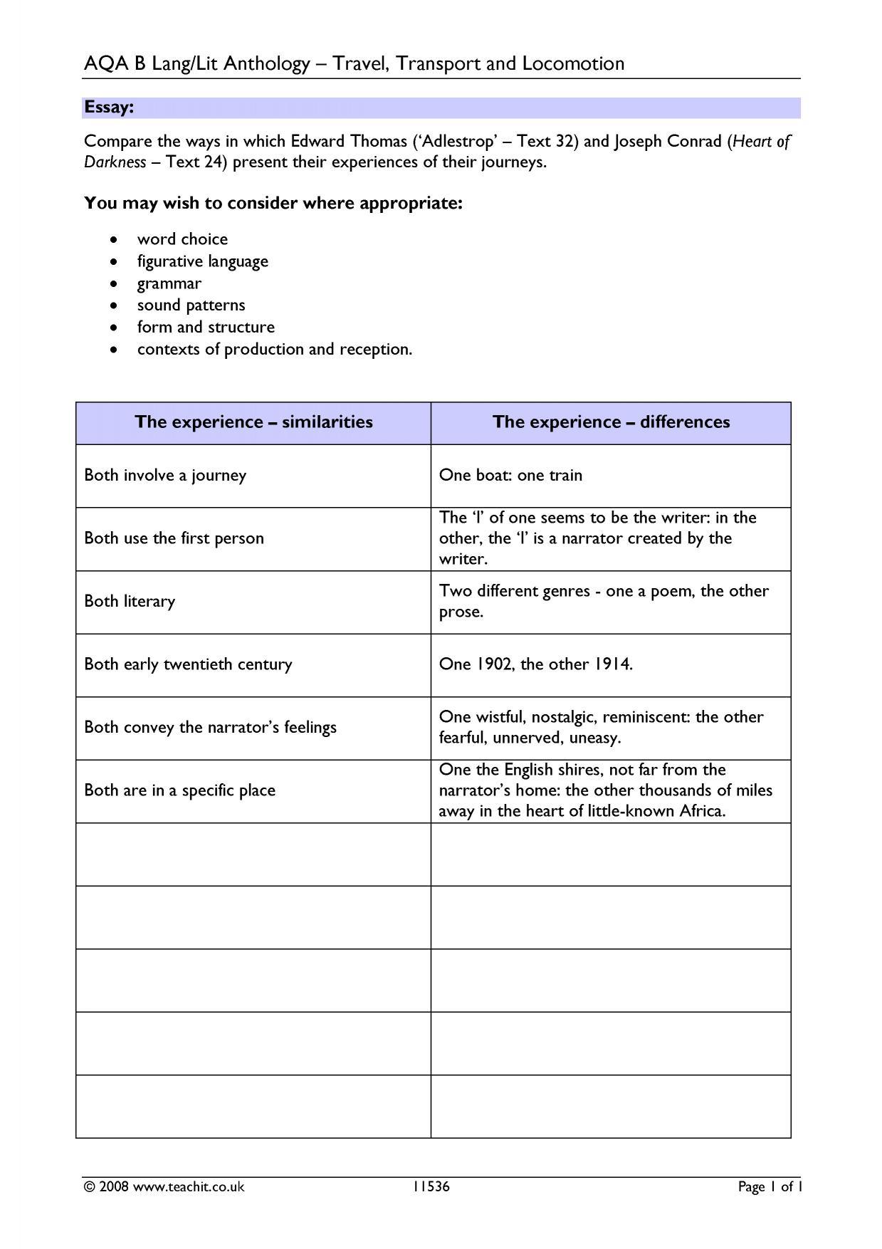 Ks2 English Homework Sheets Key Stage 2 Ks2 Worksheets