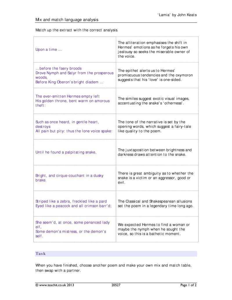 Worksheets Prufrock Analysis Worksheet prufrock analysis worksheet answer key livinghealthybulletin