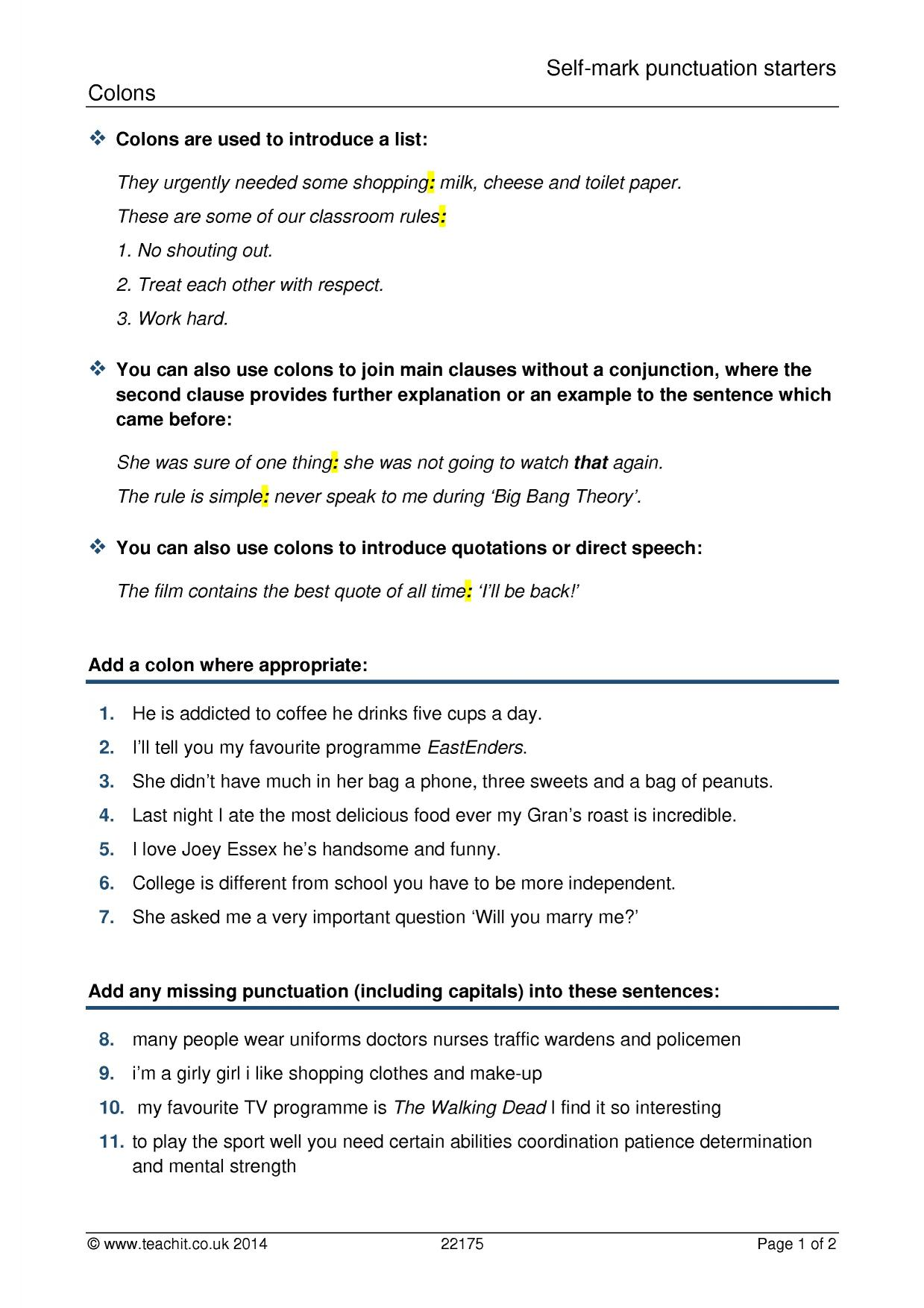 Ks4 Grammar And Vocabulary