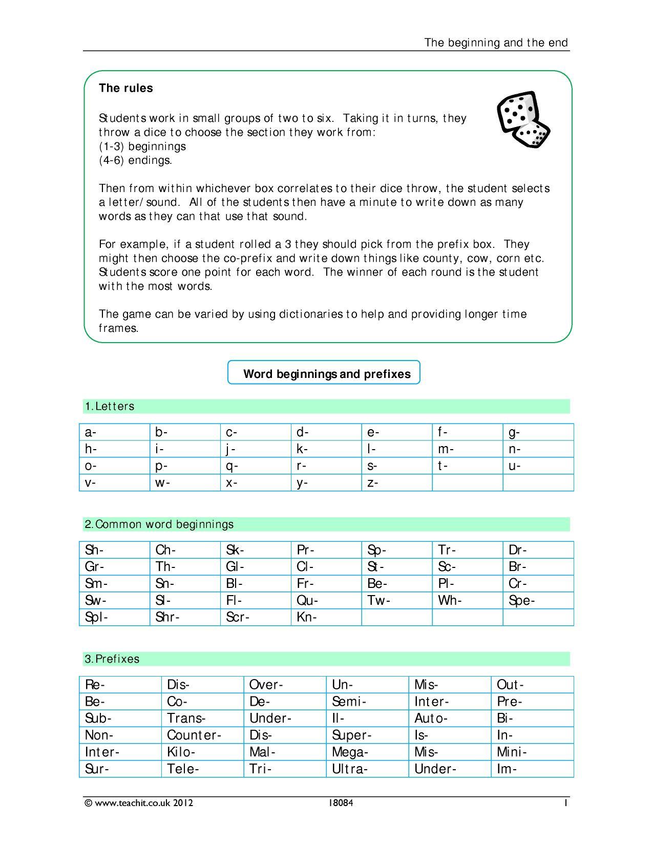 Homophones Worksheet Teachit