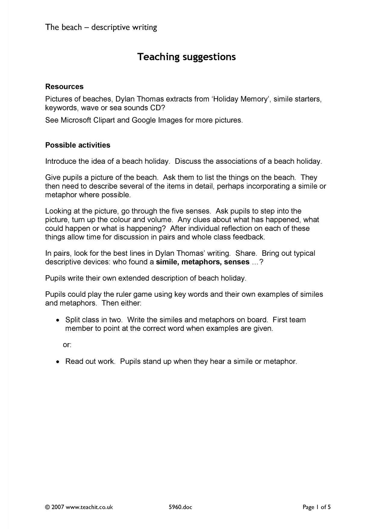 5 Senses Worksheet Mindfulness