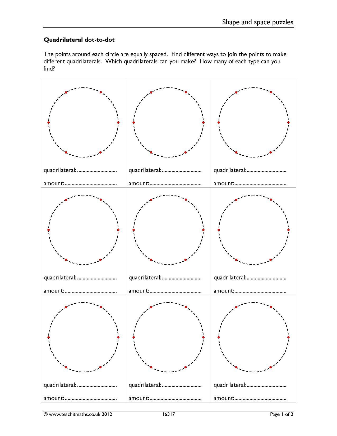 Ks3 Geometry And Measure