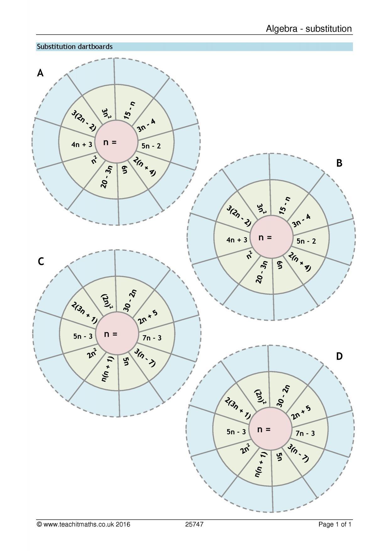 Simplify Algebra
