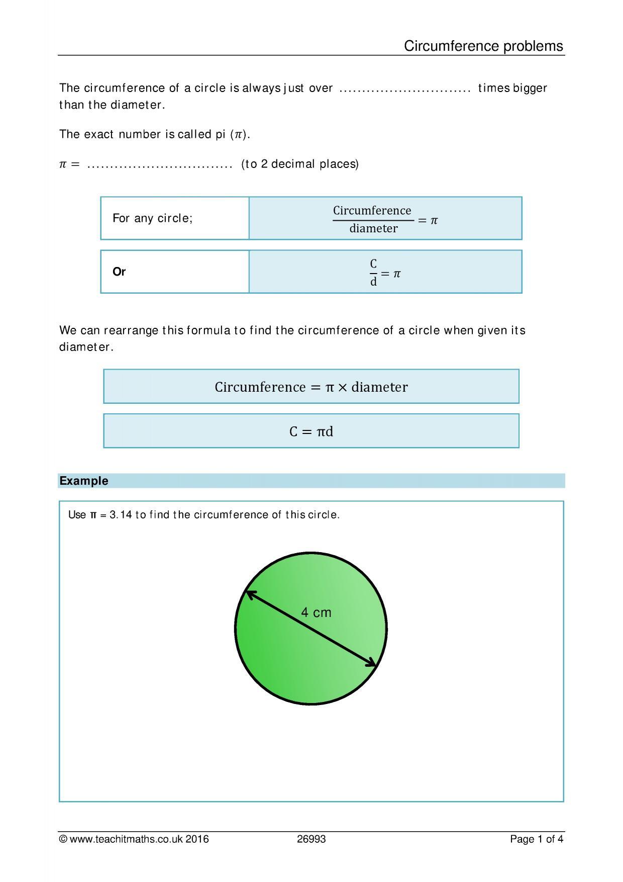 Ks3 Ks4 Maths Worksheet