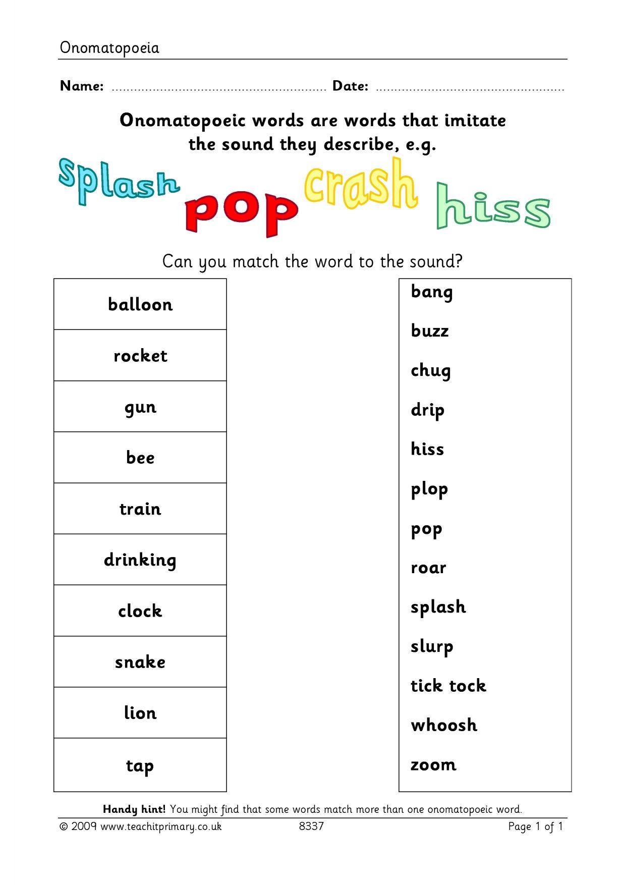 - Phonics Worksheet Ks1 Tes Printable Worksheets And Activities